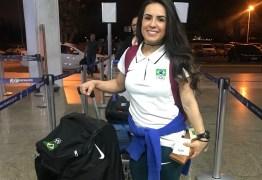 Mayara Rocha tenta inédita Medalha de Ouro no Campeonato Brasileiro de Levantamento de Peso