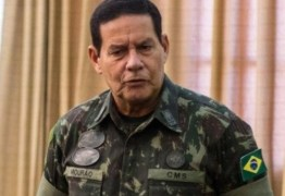 'Quem ameaça parlamentar está cometendo crime contra a democracia', diz Mourão