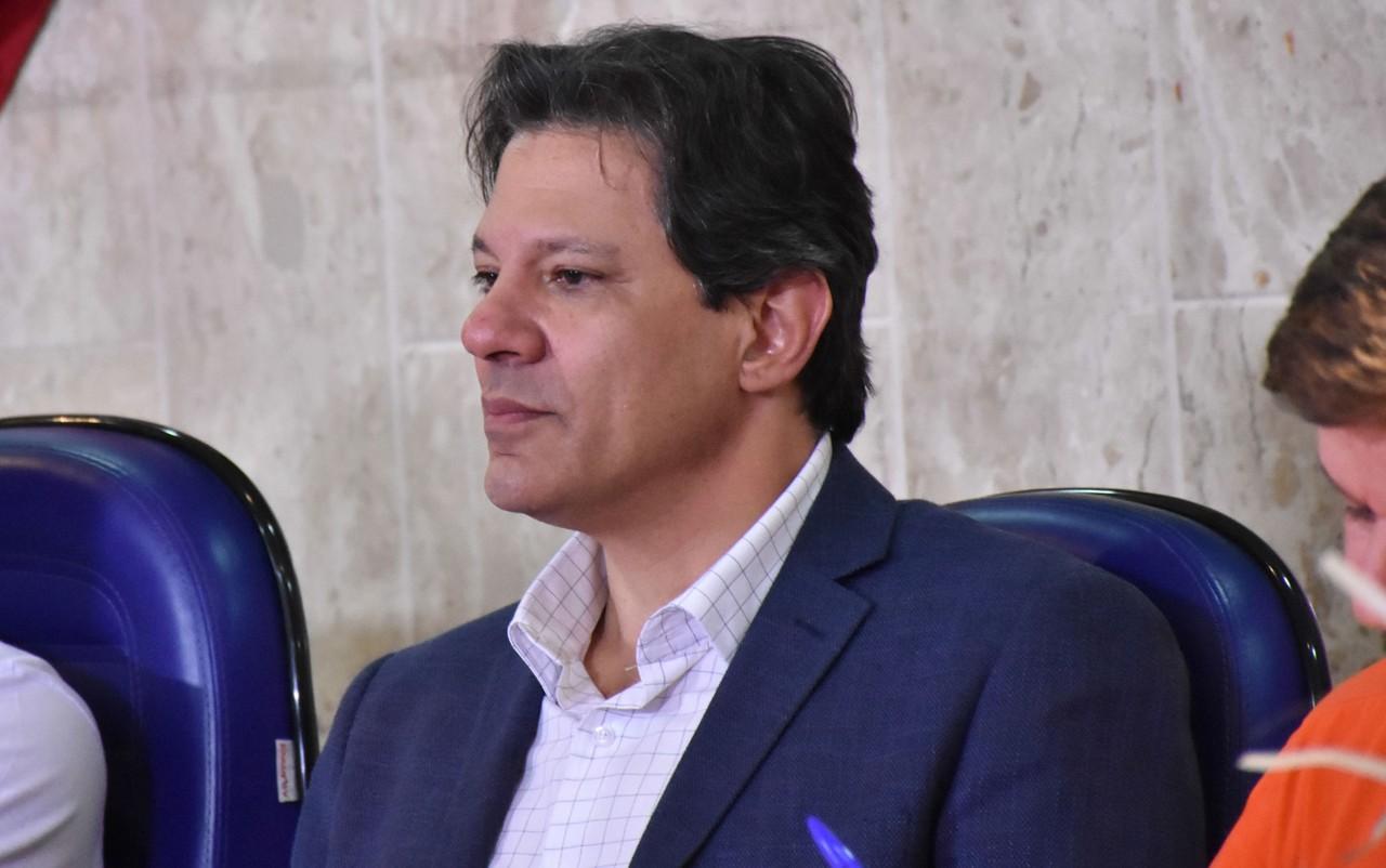 haddad 1 - Fernando Haddad analisa derrota sofrida em 2016, 'foi um ano atípico'