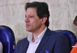 FAKE NEWS: Circula nas redes sociais vídeo falso de Haddad sendo vaiado por petistas