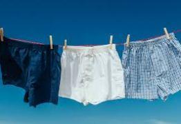 Tipo de cueca pode beneficiar ou atrapalhar a produção de espermatozoides, diz estudo