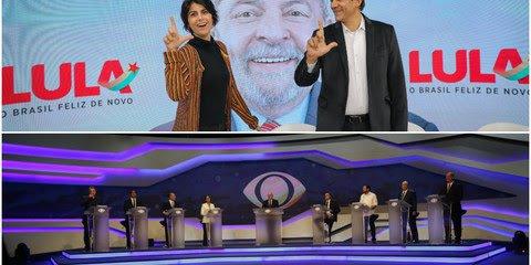 images cms image 000600854 - CANDIDATOS SEM PROPOSTAS: mesmo fora do debate, Lula pode ter sido o candidato mais interessante do primeiro debate presidencial de 2018