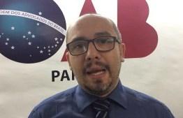 Sem partido, advogado pede registro de candidatura no TRE e apresenta plano de governo para Paraíba