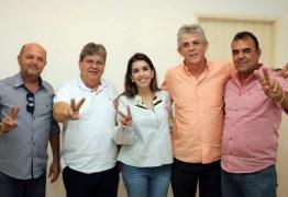 MAIS REFORÇOS: prefeita, vice-prefeito e vereadores de Monteiro aderem à pré-candidatura de João Azevêdo