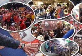 VEJA VÍDEOS: Apoiadores de Lula realizam 'Lulaços' em vários estados brasileiros
