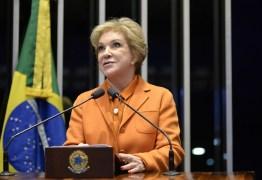 Marta deixa o MDB e diz que não disputará reeleição ao Senado