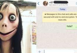 Caso de 'boneca Momo' é registrado em João Pessoa;  polícia investiga origem de mensagens