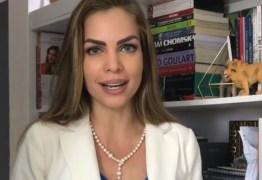 DE PRIMEIRA DAMA À PREFEITA? Setores do PSL querem Pâmela Bório como candidata na sucessão municipal de João Pessoa