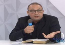 VEJA VÍDEO: 'Os cristãos tem a obrigação de estarem alertas na política', afirma o Pastor Pedro Viana
