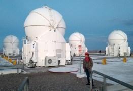 PARAIBANA NA NASA: estudante vai cursar parte do doutorado nos Estados Unidos