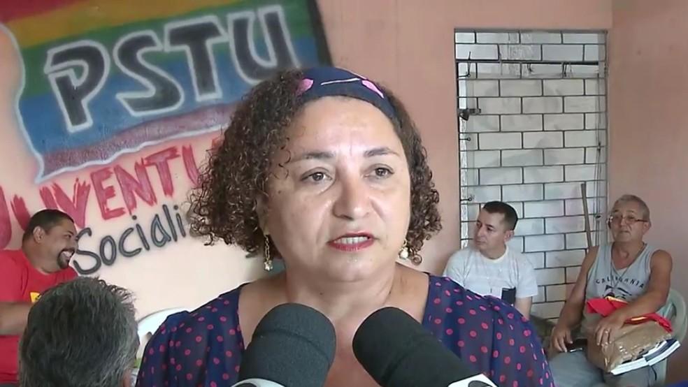 rama 2 - VIOLÊNCIA GRATUITA: Candidata ao Governo da PB, Rama Dantas é assaltada em João Pessoa