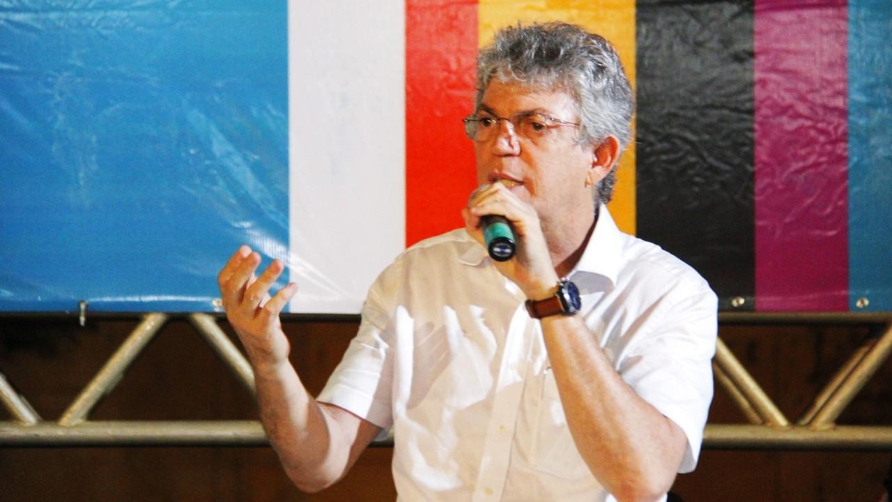 ricardo coutinho ode cajazeiras junior fernandes - Escolhido pela população, Ricardo Coutinho receberá homenagem em Cajazeiras neste sábado
