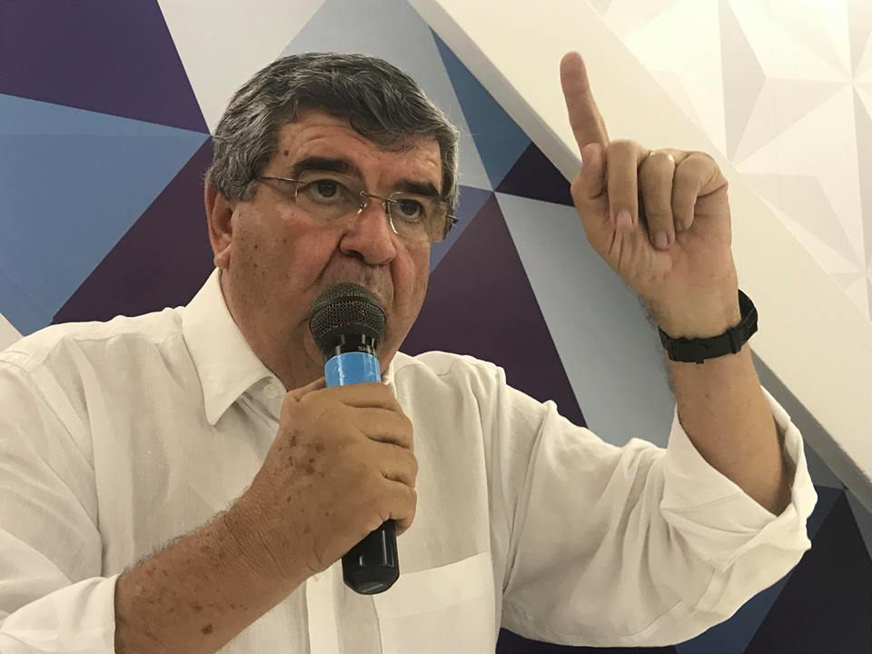 roberto paulino master news - VEJA VÍDEO: Roberto Paulino cobra memória de Ricardo Coutinho: 'ele sabe da minha lealdade com ele em 2014, quando perderia a eleição'