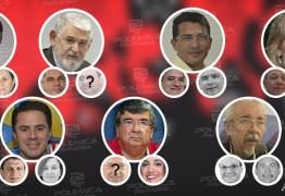 QUEM SÃO OS SUPLENTES: conheça quem são os escolhidos dos candidatos ao Senado na Paraíba