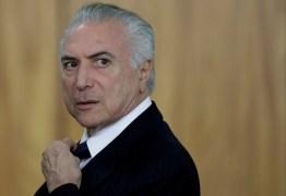 Temer pede ao STF para arquivar inquérito que liga Odebrecht ao MDB