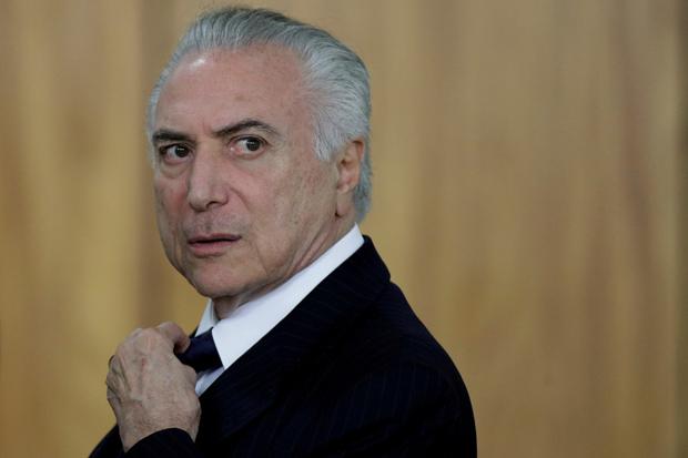 temer - 'Temer está triste e indignado', afirma Marun sobre estado do presidente após prisão
