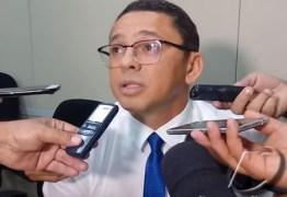 VEJA VÍDEO: Ex chefe de gabinete de Patos preso em Operação Cidade Luz