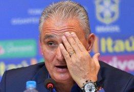BASTIDORES: Tite defende ida do pai de Neymar ao vestiário da seleção