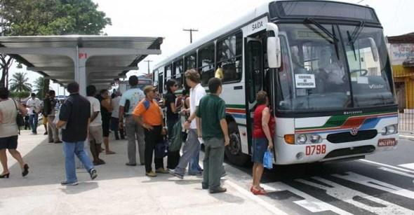 nibus - DIA MUNDIAL SEM CARRO: Sintur-JP fará ação de incentivo ao uso do transporte público