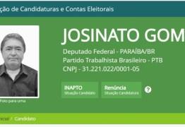 MENOS UM: Jornalista desiste de disputar vaga na Câmara Federal
