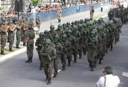 7 DE SETEMBRO: Desfile reúne mais de 7 mil civis e militares na Capital