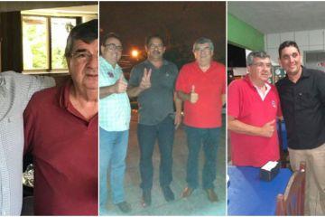Lideranças de Juripiranga, Remígio e Mataraca declaram apoio a Roberto Paulino