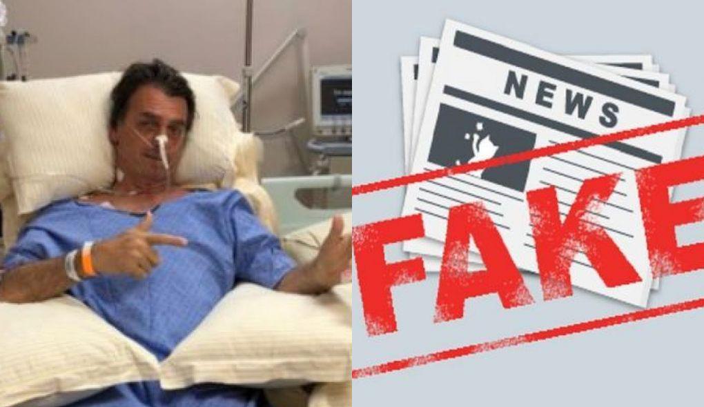 FAKE NEWS: suposto áudio de Bolsonaro que circula nas redes sociais é falso, veja a análise