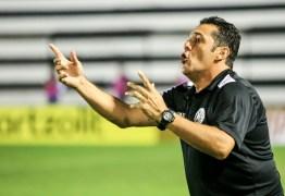 Treze confirma Maurílio Silva como técnico para 2019