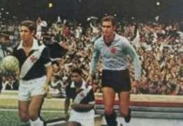 Ex-goleiro do Vasco morre aos 75 anos