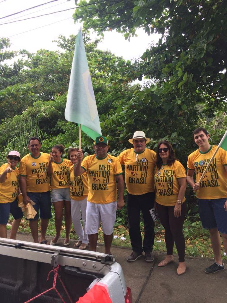 1a39fc44 e62e 45e1 8398 8a05ae15520e 768x1024 - VEJA VÍDEOS: pessoenses realizam carreata com oração e buzinaço em apoio ao candidato Jair Bolsonaro
