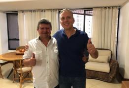 Ex-prefeito de Gurinhém é mais um a abraçar reeleição de Aguinaldo Ribeiro para deputado federal
