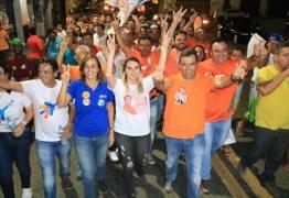 Caravana da reeleição do deputado Genival Matias percorreu oito municípios neste fim de semana