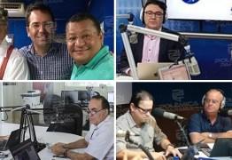 IBOPE DAS RÁDIOS: Correio Debate lidera com 20,6% de audiência em João Pessoa, Arapuan Verdade cresce com nova formação