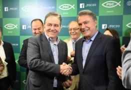 Candidato a presidente Álvaro Dias cumpre agenda ao lado de vice esta semana na Paraíba