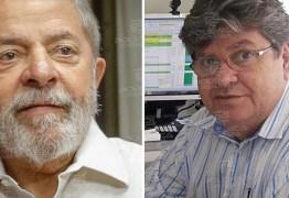 IMPORTANTE APOIO PARA JOÃO AZEVEDO: Lula escreve carta pedindo voto para candidatos da chapa governista; LEIA