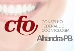 DESTAQUE: Alhandra é a única cidade da PB a receber prêmio nacional CFO de saúde bucal