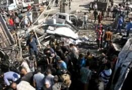 ATAQUE TERRORISTA: carro bomba mata 7 e deixa 35 feridos