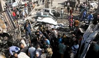 ATENTADO 12 09 2018 - ATAQUE TERRORISTA: carro bomba mata 7 e deixa 35 feridos