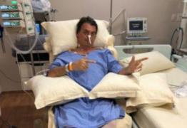 BOLETIM MÉDICO: Bolsonaro poderá sair da maca pela primeira vez, diz hospital
