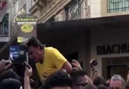 "Julian Lemos considera ""grave"" o atentado contra Bolsonaro"