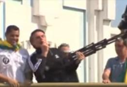"PT processa Bolsonaro no STF por vídeo que sugere fuzilar ""petralhas""; confira"