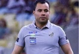 Corinthians confirma a contratação do técnico Jair Ventura