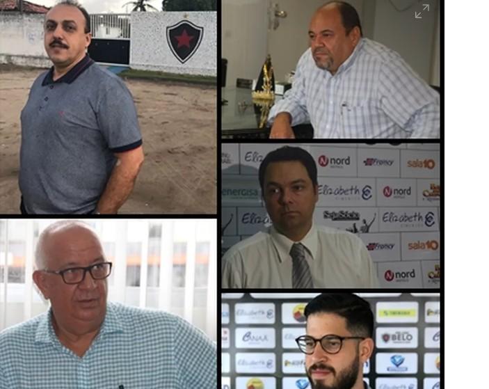 Capturar 32 - Cúpula do Botafogo-PB mantém o silêncio após receber punição da Justiça