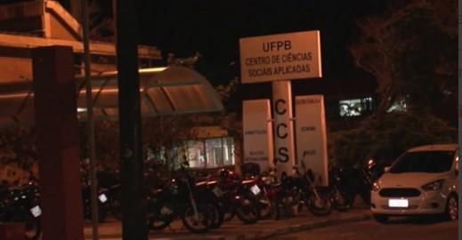 Capturar 34 - Mais um assalto: homem invade sala e faz arrastão durante aula na UFPB