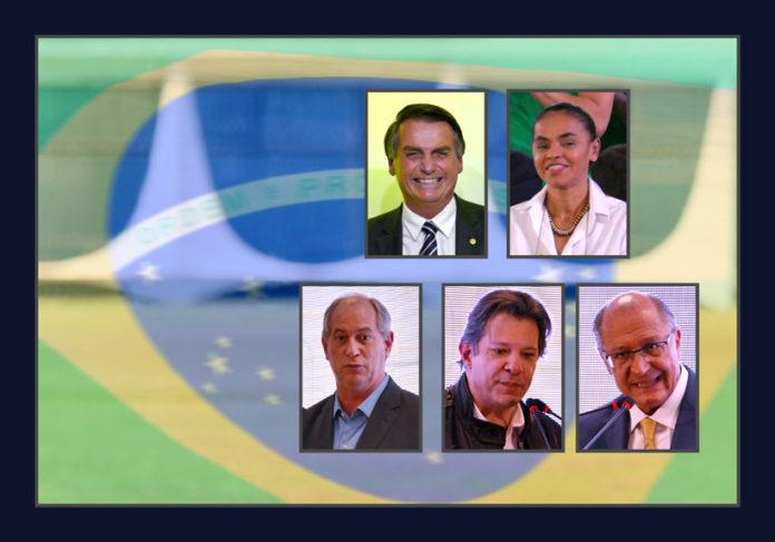 Eleicao Bolsonaro Ciro Marina Alckmin Haddad 1 696x487 - Se Alckmin e Marina não decolarem, Ciro vira o plano C do establishment - Por Andrei Meireles