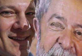 Mais do que a candidatura, Haddad ganhou o troféu de herdeiro de Lula