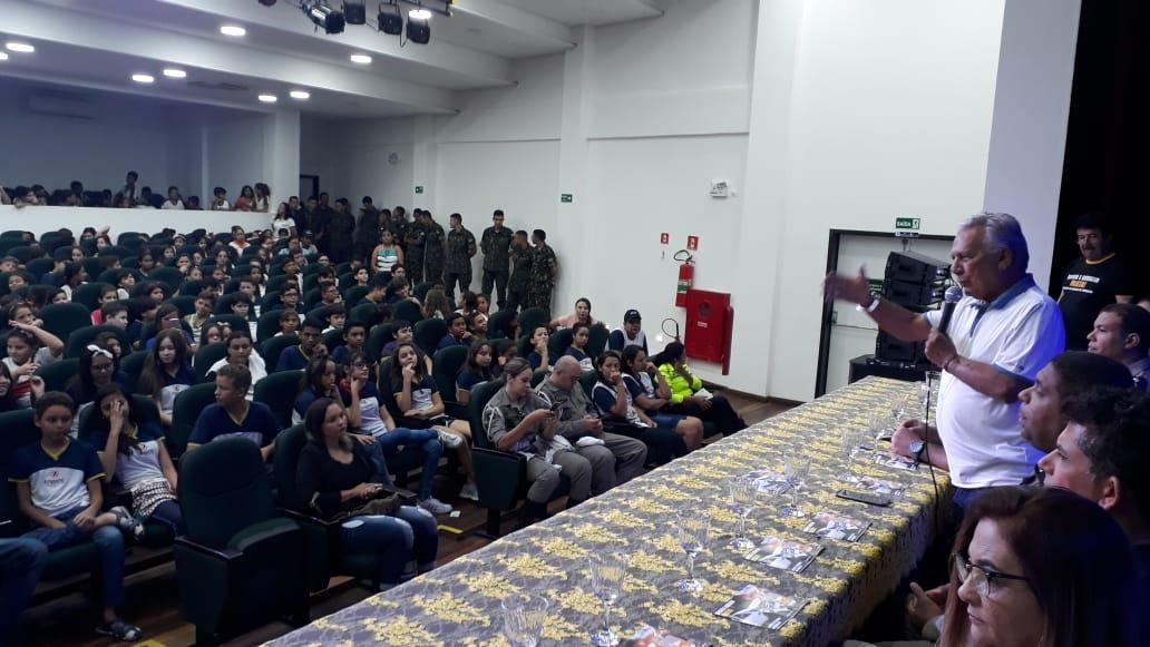 IMG 20180918 WA0029 - Teatro Ica sedia abertura da Semana do Trânsito em Cajazeiras