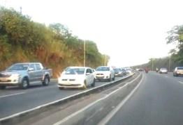 Volta pra casa: PRF recomenda atenção de motoristas em BRs