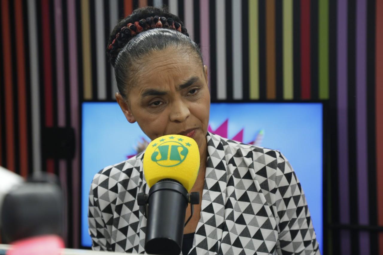 T2A3211 - 'A proposta de segurança do Bolsonaro foi desmoralizada em um ato contra ele mesmo', dispara Marina Silva - VEJA VÍDEO