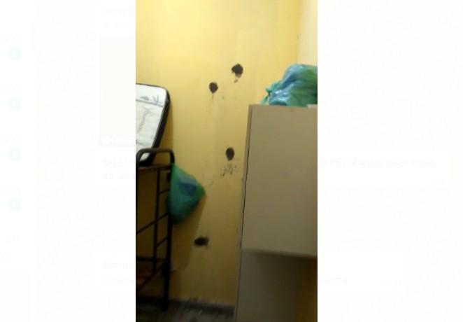 Untitleda 4 - EXCLUSIVO: Saiba como ficaram as paredes do PB1 atingidas pelas balas da .50 e AK47 - VEJA VÍDEO!